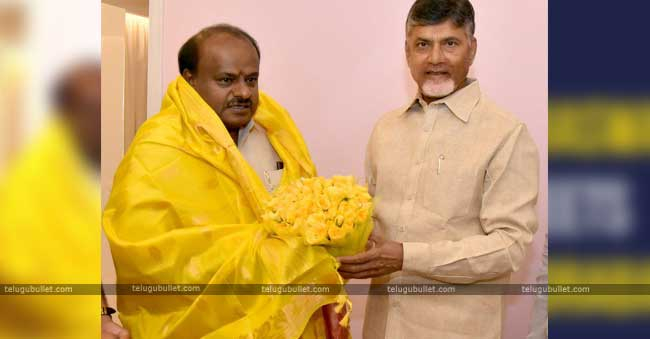 CBN and wished to see Amaravathi