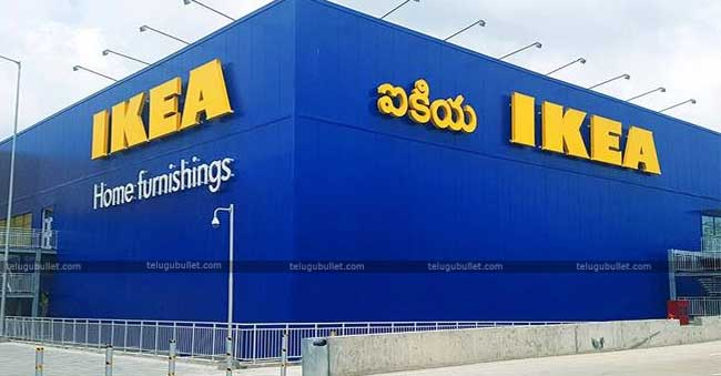 Chaos and Cheers on opening day of IKEA store in Hyderabad