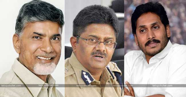 Ex-AP DGP Met CBN Post His Meeting With YS Jagan