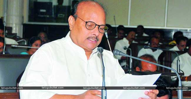 Finance Minister's Medical Bill Made Headlines In AP