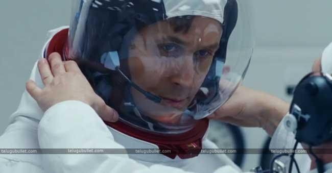 First Man Trailer Sends Ryan Gosling