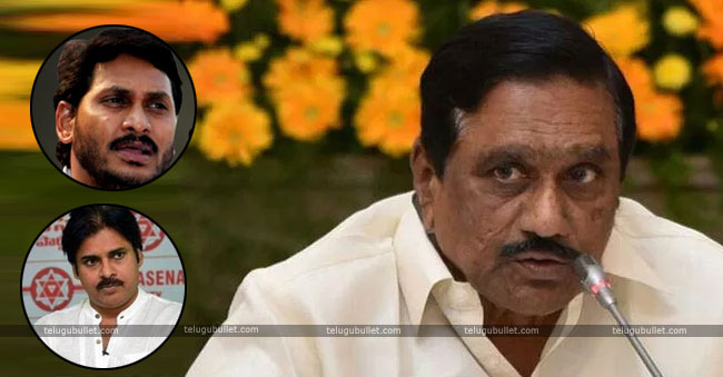 KE Krishna Murthy Comments on Pawan and jagan
