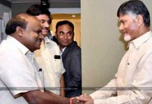 Karnataka CM Wants To Work Under Chandrababu Naidu