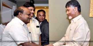 Karnataka CM Wants To Work Under Chandrababu Naidu