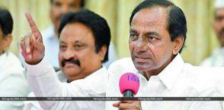Kcr Targets 25 Seats In Hyderabad