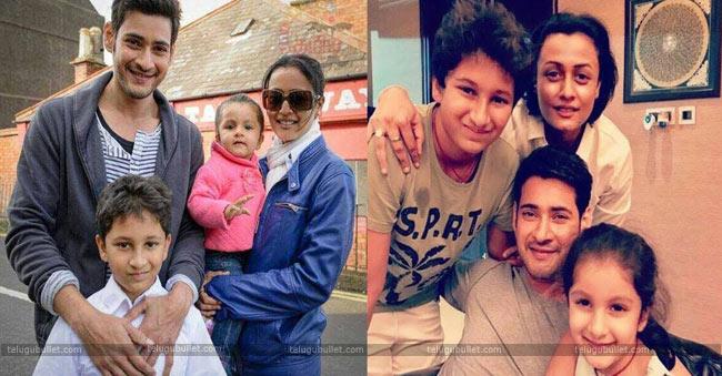 Mahesh-Babu-Family
