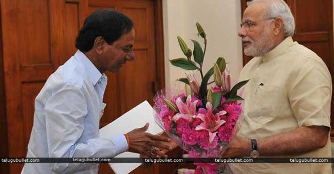 Modi Gives Green Signal To KCR's Snap Polls With A Condition