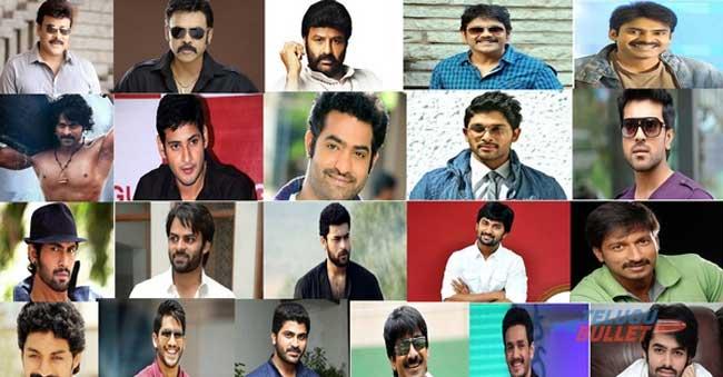 Multi Starrer Zeal In Telugu Cinema...