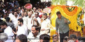 Nandamuri Fans Wish The Patch Up Of Balayya And NTR Jr