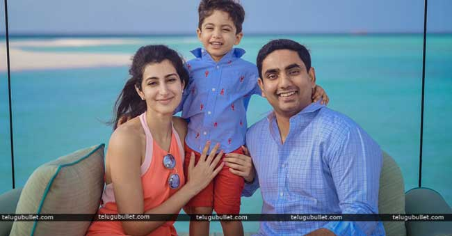 Nara Lokesh Family