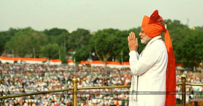 PM Modi's Independence Day