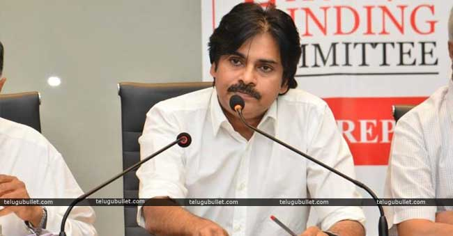Pawan Kalyan Stuns Yellow Media With His Unique Move