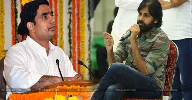 Pawan Keeps Targeting Lokesh And CBN