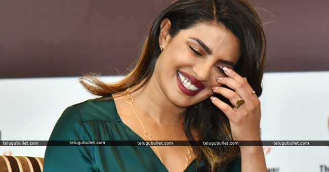 Priyanka Chopra Reacts To Engagement Rumours