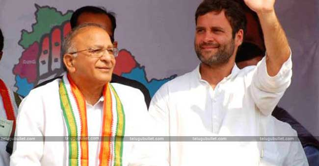 Rahul is speculated to be meeting