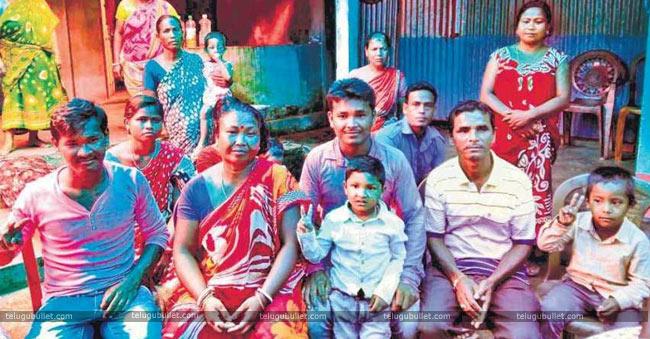Swapna-Barman-Family