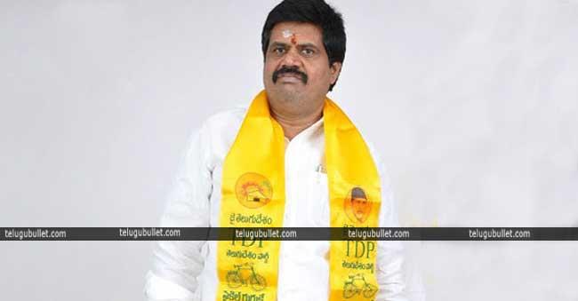 TDP MP Avanthi Srinivas Fires On BJP Leaders