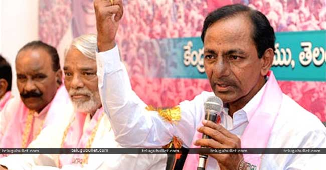 TRS in threat of crossing election code!