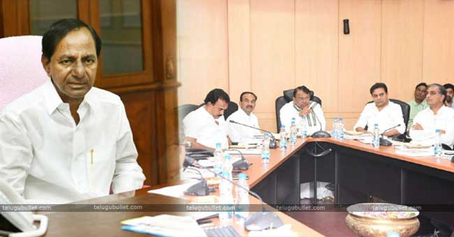 Telangana Cabinet approval for new zonal system