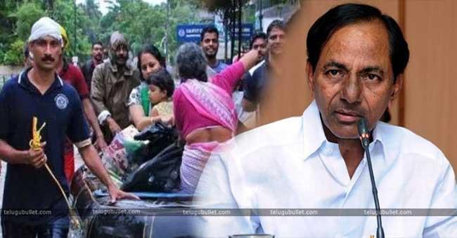 Telangana leaders to donate one month's salary to Kerala flood
