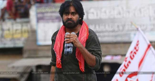 The Janasena Chief Pawan Kalyan