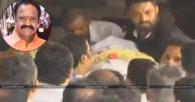The Reason Behind Harikrishnans Fatal Road Accident