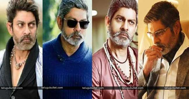 The changeovers in Jagapathi Babu's life