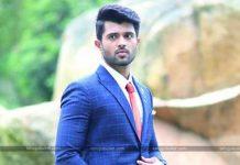Vijay Devarakonda With Malli Malli Idi Rani Roju'