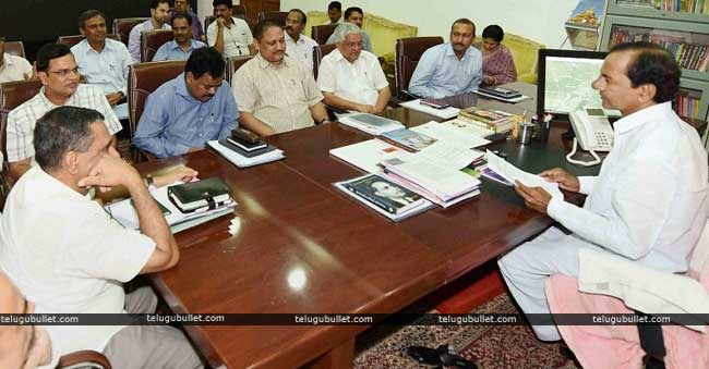 What's Cooking In KCR's Urgent Cabinet Meet