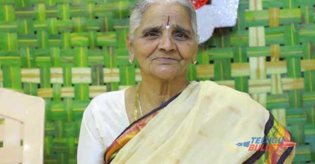 kcr sister Lalithamma