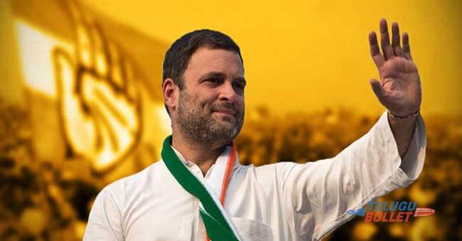 rahul gandhi visit ou university