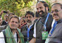 50 TPCC Leaders Flown To Delhi To Meet Rahul Gandhi