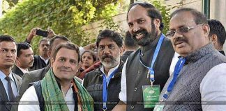 50 TPCC Leaders Flown To Delhi To Meet Rahul Gandhi
