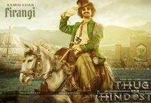 Aamir Khan's As The Firangi Thug
