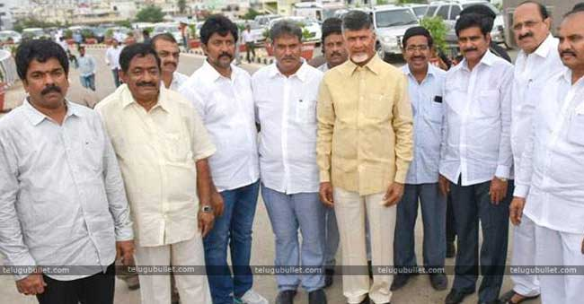 Andhra Pradesh government where TDP
