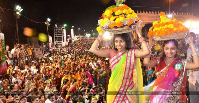 Bathukamma signifies 'Mother Goddess wake up'