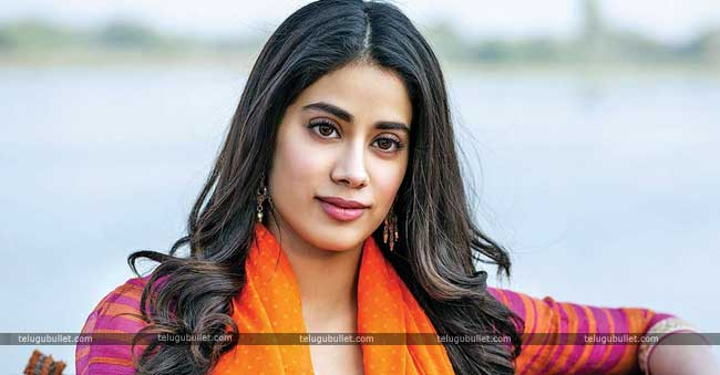 Bollywood debut with Karan Johar's Dhadak,