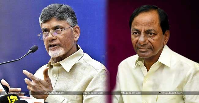 Chandrababu's Surprising Comments On An Ally With TRS