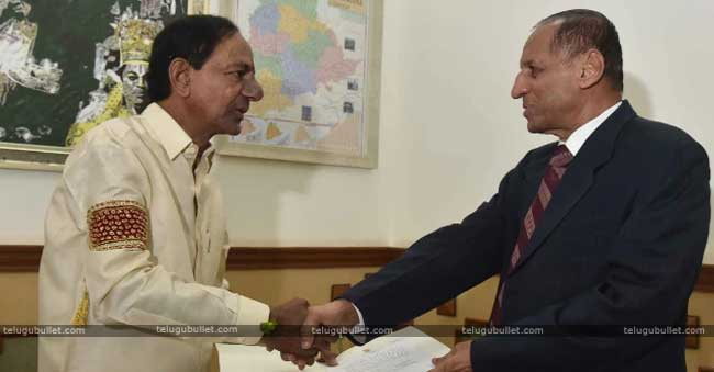 Finally, KCR Dissolved The TS Assembly
