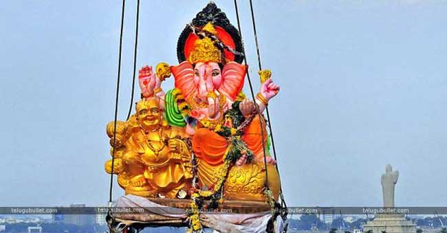 GHMC Is Ready For Ganesh Idols Immersion