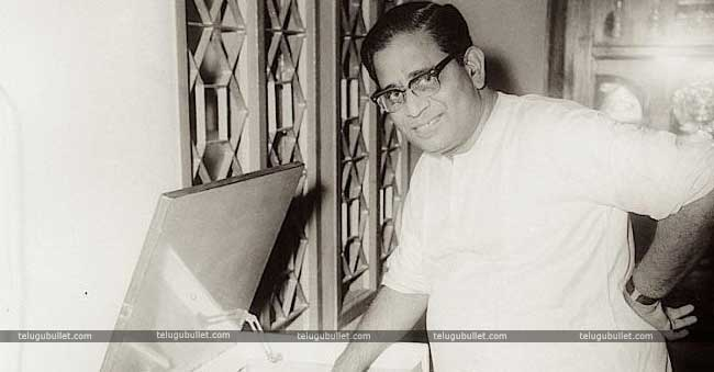 Ghantasala. Ch Rama Rao