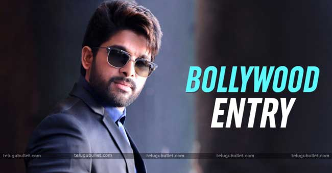 Is This Allu Arjun Bollywood Entry