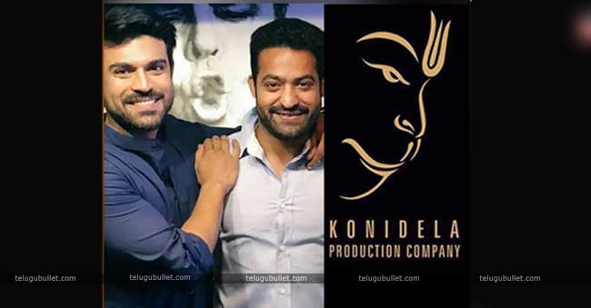 Jr NTR And RamCharan's Konidela Productions