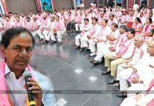KCR Fumes Over His MLA's For Being Lazy