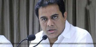 KTR in his latest speech claimed that the Pink party