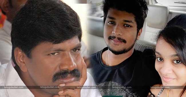 Nakrekal MLA's Hand Behind Pranay Murder