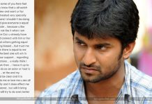 Natural Star Nani heartfelt Reply Regarding BiggBoss