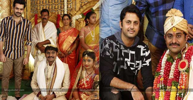 Nithin and Ram opted the same directors at a time.