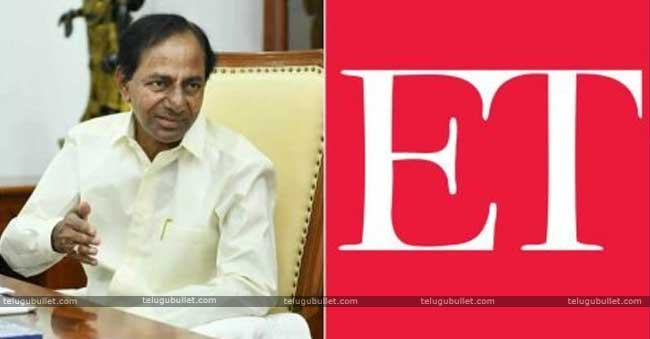 None other than KCR on Wednesday