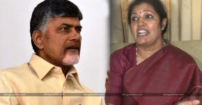 Purandeswari cleared the air on the Polavaram Project once again